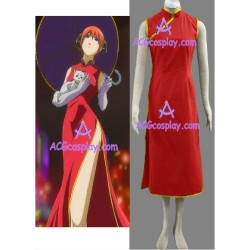 Gintama Kagura Version 1 Cosplay Costume