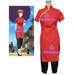 Gintama Kagura Version 2 Cosplay Costume