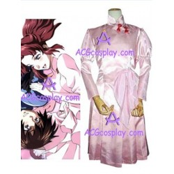 Gundam SEED Flay Allster Cosplay Costume