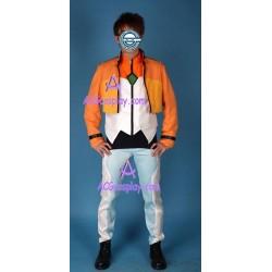 Gundam Seed Destiny Allelujah cosplay costume