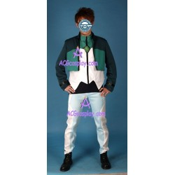 Gundam Seed Destiny Lockon cosplay costume