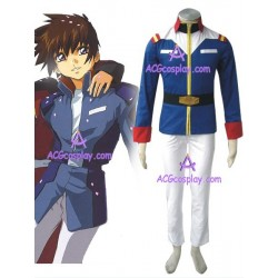 Gundam Seed Destiny ZAFT Blue cosplay costume