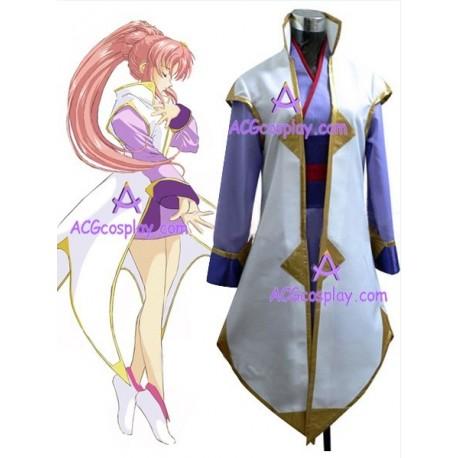 Gundam Seed Lacus Clyne Fighting cosplay costume