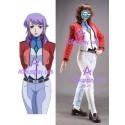 Gundam Mobile Suit Gundam 00 Anew Returner Cosplay Costume