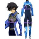 Mobile Suit Gundam 00 Setsuna F Seiei Pilot Suits Cosplay Costume