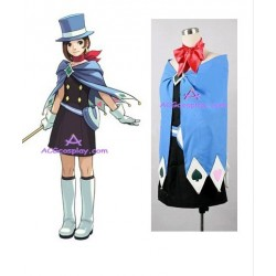 Gyakuten Saiban 4 Trucy Cosplay Costume