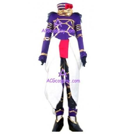 Hack G.U. Cosplay Costume