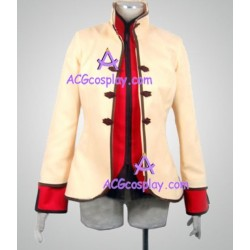 Hanakisou the Future Savior Cosplay Costume