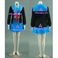 Melancholy of Haruhi Suzumiya School cosplay costume