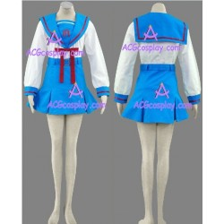 Melancholy of Haruhi Suzumiya Girl's Uniform Asahina Mikuru cosplay costume