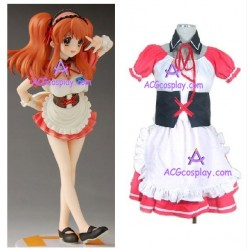 Melancholy of Haruhi Suzumiya Haruhi Suzumiya Asahina Mikuru cosplay costume