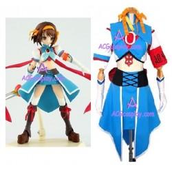 Melancholy of Haruhi Suzumiya Haruhi Suzumiya cosplay costumes