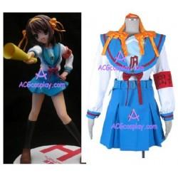 Suzumiya Haruhi Suzumiya cosplay costume
