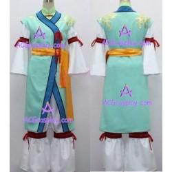 Harukanaru Toki no Naka de 4 Syani cosplay costume