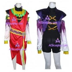 Harukanaru Toki no Naka de Angele Cosplay Costume