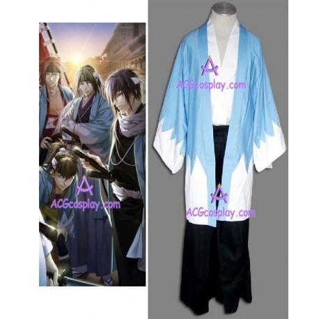 Hakuouki Shinsengumi Kitan Uniform Cosplay Costume