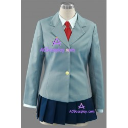 Higurashi no Naku Koro ni Mion Sonozaki Uniform cosplay costume
