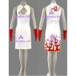 Ikki Tousen Sun Ce Bofu cosplay costume