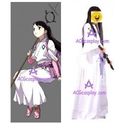 Kekkaishi Tokine Yukimura Kimono cosplay costume