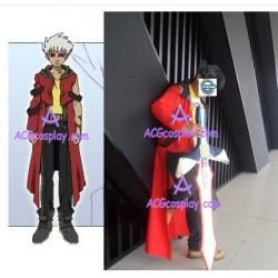 Ki-Ba Zed cosplay costume