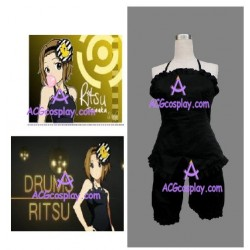 K-on Ritsu Tainaka Cosplay Costume