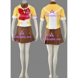 Macross Frontier Ranka Lee Uniform Cosplay Costume