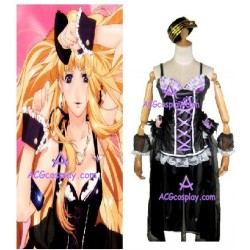 Macross Frontier Sheryl Nome v.2 Cosplay Costume