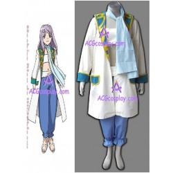 Mai Hime Mashiro Blan cosplay costume
