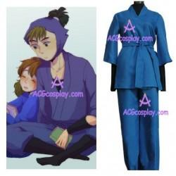 Nintama Rantarou grade 2 cosplay costume