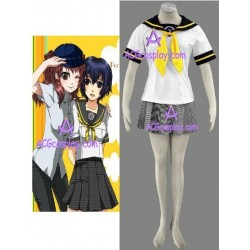 Persona 4 Yasogami High Girls Summer Cosplay Costume