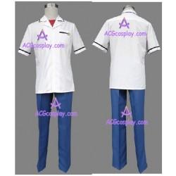 Primo Passo Seiso School Boy summer uniform cosplay costume