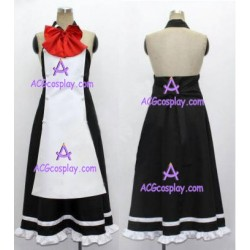 Quiz Magic Academy Rueru Anime cosplay costume