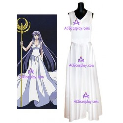 Saint Seiya The Lost Canvas Myth of Hades Athena Halloween cosplay costume
