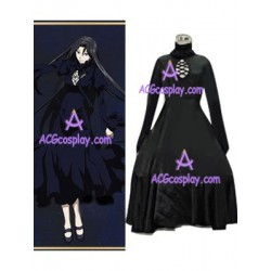 Saint Seiya The Lost Canvas Myth of Hades Pandora cosplay costume