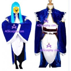 Sangokushi Taisen 3 Empress Cao cosplay costume velvet made