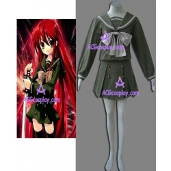 Shakugan no Shana Gilrs Uniform cosplay costume