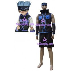 Shaman King cosplay costume