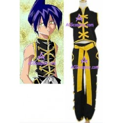 Shaman King Ren Tao cosplay costume