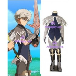 Shining Tears X Wind Kaito Kiriya cosplay costume