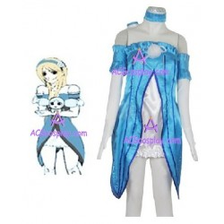 Tales of the Abyss Natalia Luzu Cosplay Costume