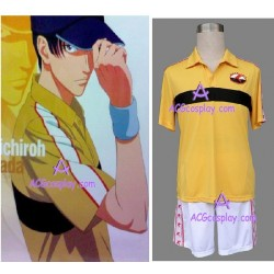 The Prince of Tennis Rikkaidai summer cosplay costume