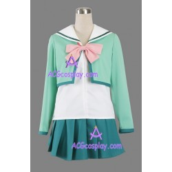 The Prince of Tennis Segaku Girls Uniform cosplay costume