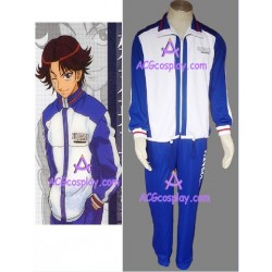 The Prince of Tennis Seigaku Academy School uniform Cosplay Costume