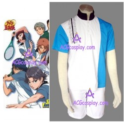 The Prince of Tennis Cosplay Hyotei Academy summer cosplay costume