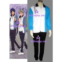 The Prince of Tennis Cosplay Hyotei Academy winter cosplay costume