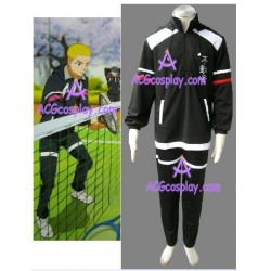 The Prince Of Tennis Fudomine winter Cosplay Costume