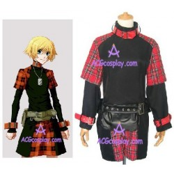 Togainu no Chi Anime Rin cosplay costumes