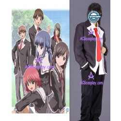 Tokimeki Memorial only love school uniform Cosplay Costume