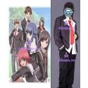 Tokimeki Memorial only love school uniform Cosplay Costume