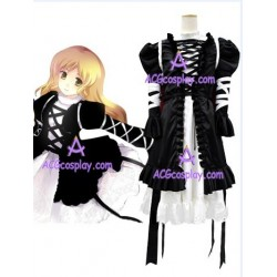 Touhou Project Undefined Fantastic Object.Byakuren Hiziri Cosplay Costume